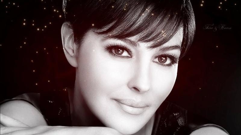 Monica Bellucci Eros Ramazzotti Chris Isaak Cose Della Vita Cant Help Falling In Love