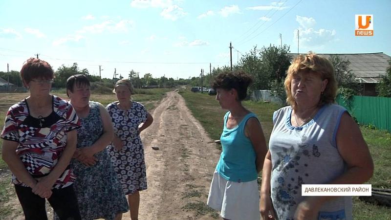 В деревне Шестаева 3 года не могут отремонтировать дороги.