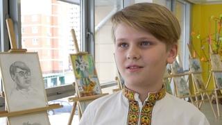 Персональная выставка Максима Лобанова