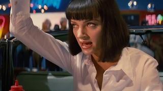Pulp Fiction   'I Want To Dance' HD   Uma Thurman, John Travolta