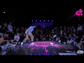 RESPECT MY TALENT 2015 | Hip-Hop Pro| Jimmy Yudat (win) vs Andy
