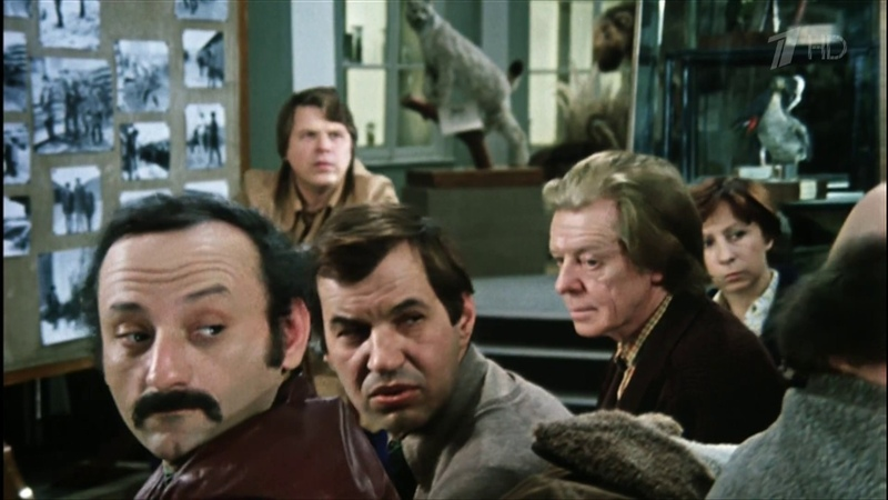 Я за машину родину продал из фильма Гараж (1979)