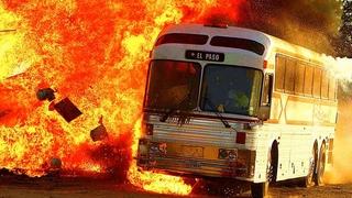Le Bus Infernal - Film COMPLET en Français (Action - Thriller)