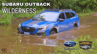 Subaru Outback Wilderness Review   The wagon that dominates off-road!