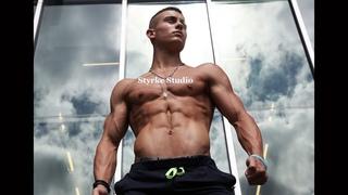 Teen Fitness Model 6 Pack Abs Workout Ellis Kane Styrke Studio