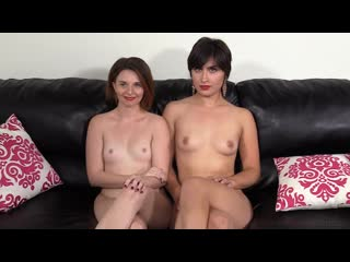 Angeline and Sophie 3way