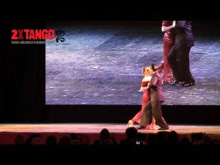 Mundial de Tango 2013 Categoria Escenario Eliminatorias Manuela Rossi & Juan Malizia