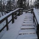 3 дня зимы=10 сантиметров снега. Простая арифметика Севера.  .  .  .  .  .  #region51 #winter2021 #р