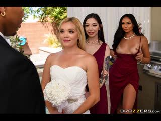 Ariana marie & ricky johnson the bangin' bridesmaid