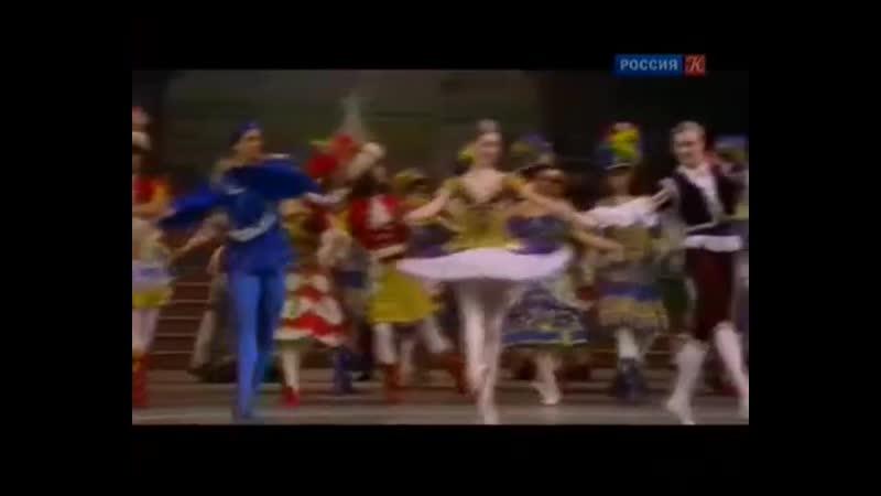 Видеосюжет о балете Спящая красавица из цикла передач Абсолютный слух