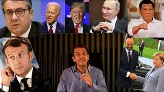 Tagesschlau  | Putin Wahl | Trump vs Biden | Duterte | Emmanuel Macron | Gabriel - Tönnies