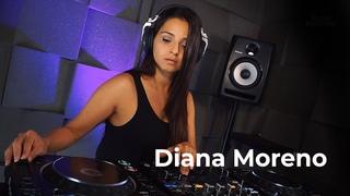 Diana Moreno - Live @ Radio Intense Barcelona  / Progressive House & Melodic Techno mix