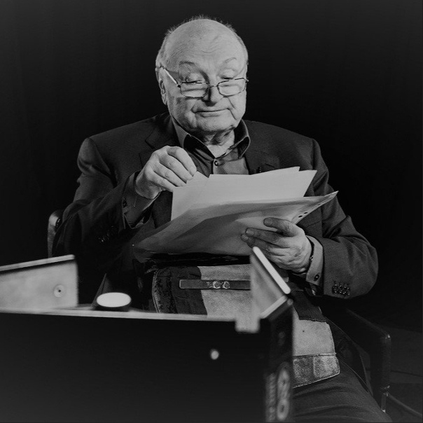 Вчера не стало Михаила Жванецкого, ему было 86 лет. Светлая память.