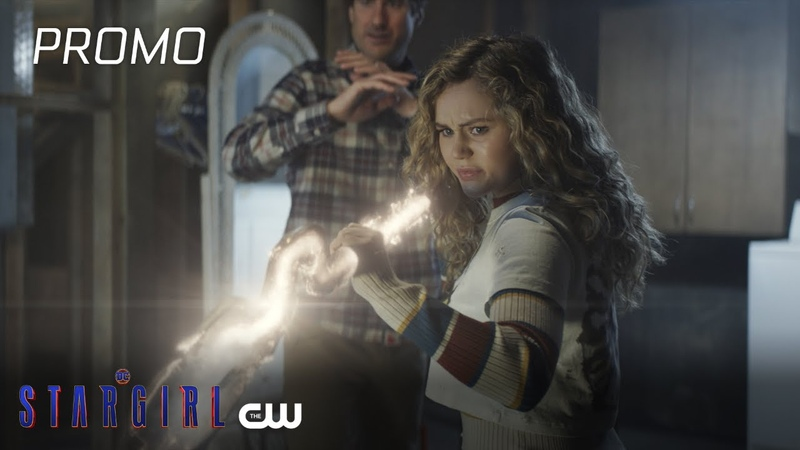 DC's Stargirl Season 2 Episode 10 Summer School Chapter Ten Promo The CW