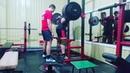 """Эдуард Долгов on Instagram Набираем обороты 280кг Полёт нормальный"""""""