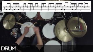 Groove Analysis: Jamison Ross