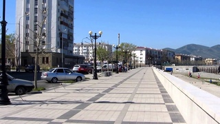 Музыкальный видеоролик про Новороссийск, с песней о городе.