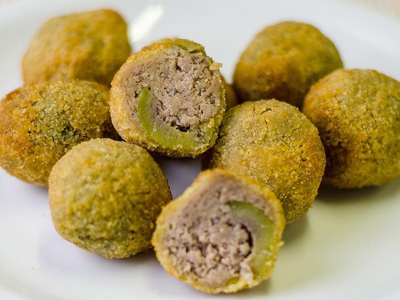 Уличная еда, без которой впечатление от Италии будет неполным