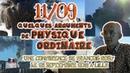 François ROBY 11 09 QUELQUES ARGUMENTS DE PHYSIQUE ORDINAIRE