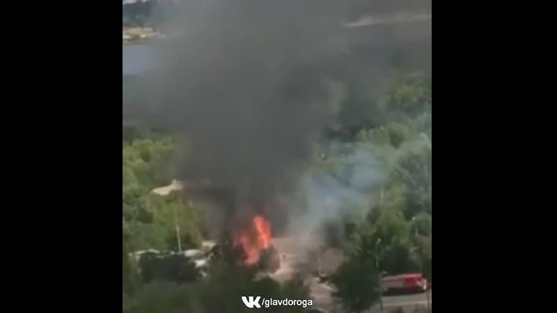 Взрыв на АЗС dphsd yf fpc