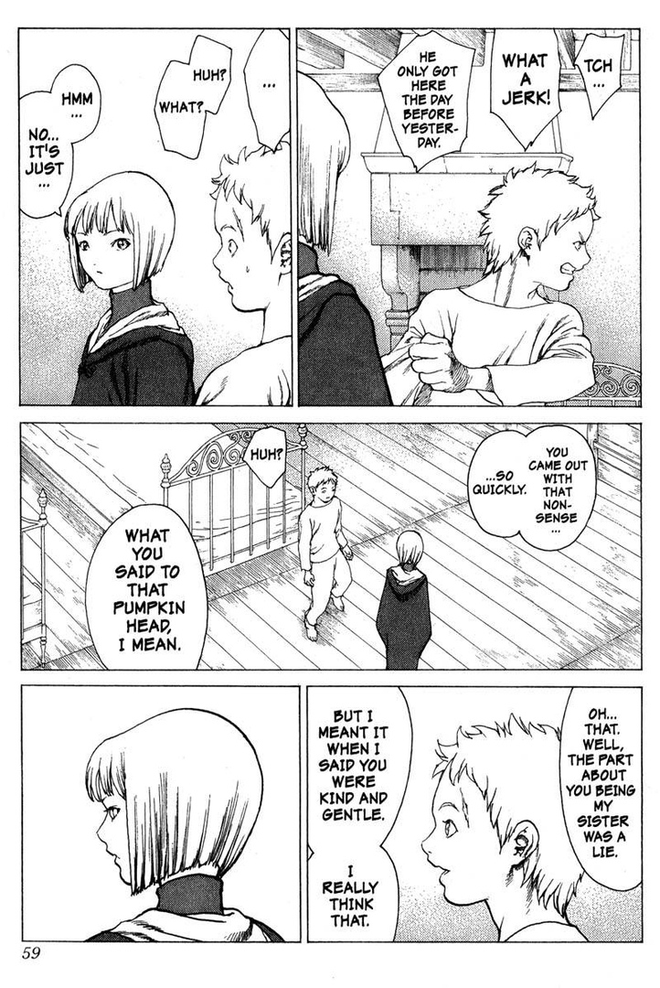 Claymore, Chapter 6, image #12
