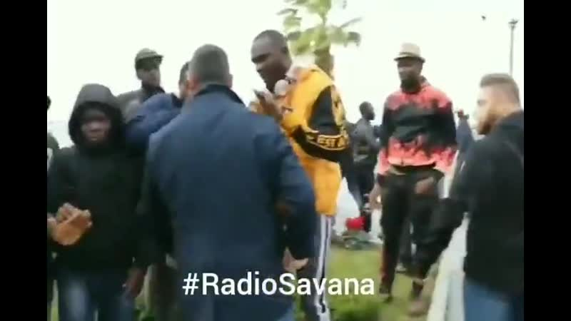 Niggers Sud