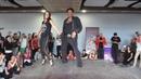 EDDIE TORRES Y SHANI TALMOR TALLER MAMBO en el FESTIVAL CON SENTIMIENTO DE MADRID 06 12 2013