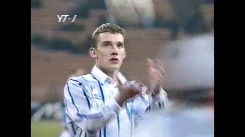 Лига Чемпионов 1994 1995 Групповой этап Группа В 6 й тур Динамо Киев Бавария Мюнхен УТ 1