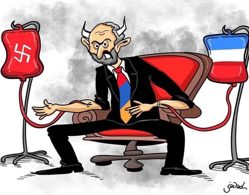 Общий итог выступления Пашиняна: Армения выбирает путь войны.