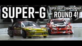 RWD RC DRIFT COMP! // Super-G Super Drift Championship Round 4