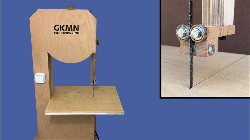 Building a Homemade Bandsaw Büyük Boy Şerit Testere - Hızar Yapımı