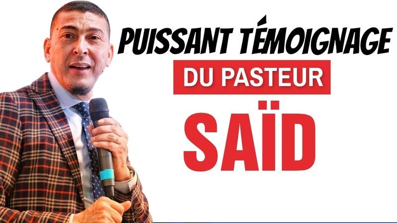 J ai quitt l islam car J sus m a convaincu Pastor Saïd Oujibou T moignage