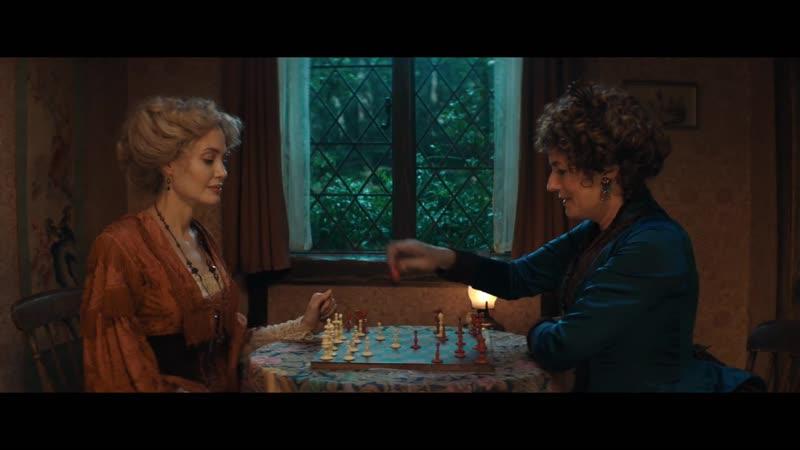 Питер Пэн и Алиса в стране чудес Come Away дублир трейлер премьера РФ 26 ноября 2020 2020 фэнтези Великобритания США 6