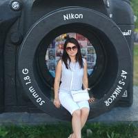Фотография страницы Мариям Кайдаровой ВКонтакте