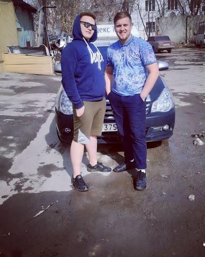 Евгений Дмитриев, Екатеринбург