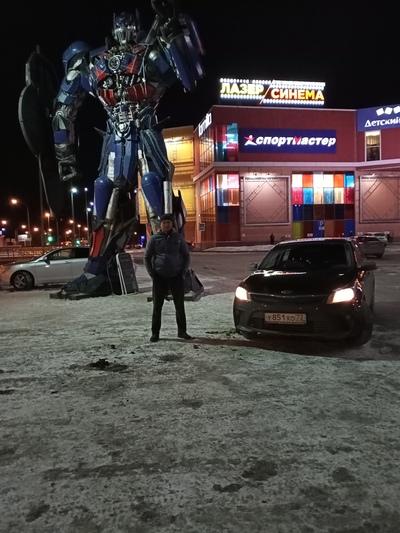 Takhir Mamadaliev, Tyumen
