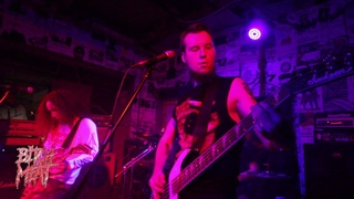 BITCH MEAT live at УСПЕХ bar -