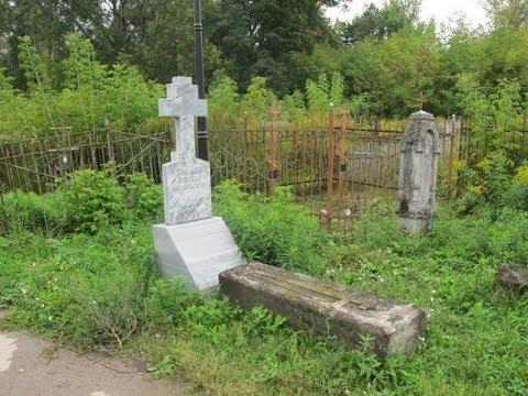 Кладбище старше 200 лет Чулковское
