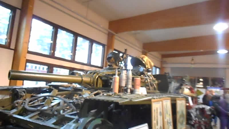 DSCN3682 Танковый музей Парола смотреть онлайн без регистрации