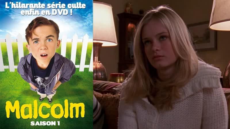 Сериал Малкольм в центре внимания Сезон 5 Серия 14 Malcolm Dates a Family 14 марта 2004 rus