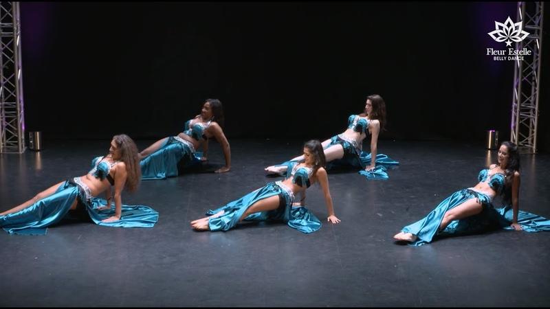 BELBLY Artem Uzunov Drum Solo by Fleur Estelle Dance Company