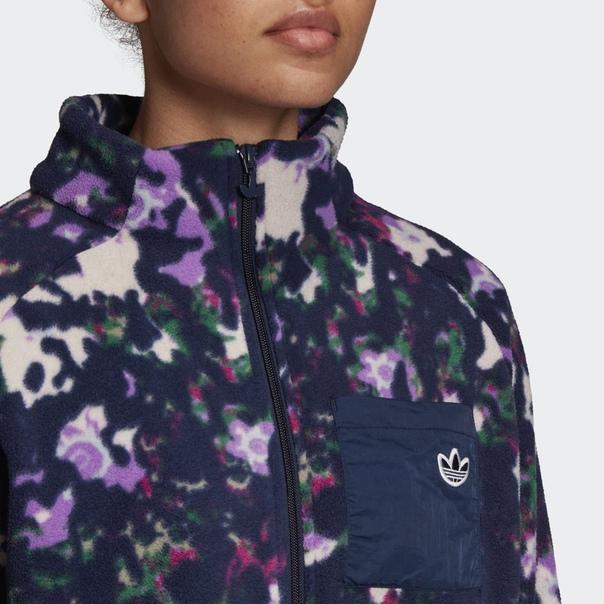 Флисовая куртка image 7