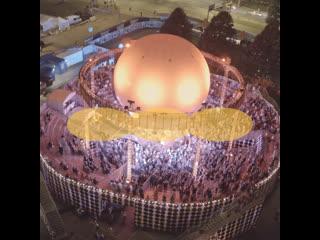 Flow 2019 | nordea globe balloon