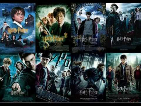 Harry Potter: La Saga (2001-2011) 1080p Latino Mega