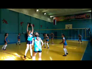 Межрегиональный турнирпо волейболу в Мичуринске