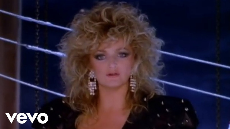 Bonnie Tyler If You Were A Woman And I Was A Man
