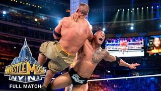 FULL MATCH - The Rock vs. John Cena - WWE Title Match: WrestleMania 29