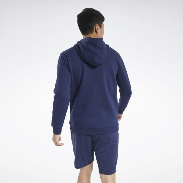 Худи Training Essentials Fleece Zip Up image 3