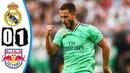 🔥 Реал Мадрид - Ред Булл Зальцбург 1-0 - Обзор Товарищеского Матча 07/08/2019 HD 🔥