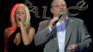 Михаил Круг и Светлана Тернова -  Давай поговорим (Official Video 1998)